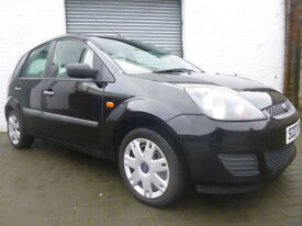 Ford Fiesta 1.4 2007.25MY Style