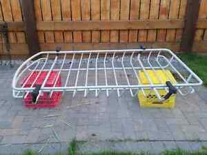 Thule MOAB Extended Roof Rack /Basket Hardly Used