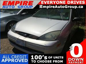 2004 FORD FOCUS SE * AUTOMATIC