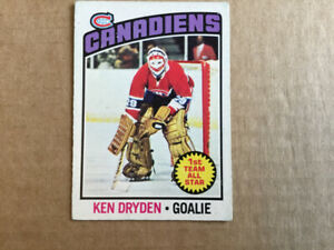 Ken Dryden Hockey Card Kijiji In Ontario Buy Sell