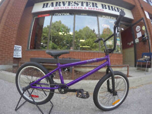 BRAND NEW Hutch 20″ BMX Bikes @ Harvester Bikes SUPER DEAL!