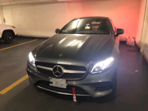 Mercedes E400 lease transfer