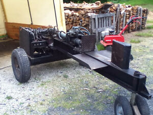Woodsplitter (heavy Duty)