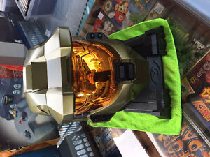 Halo 3 Master Chief helmet legendary edition