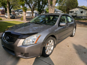 Best price in town!!! 2008 Nissan Maxima $9500 obo