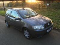 Fiat Punto 1.2 8v Dynamic VERY LOW MILEAGE + 12 MONTHS MOT + IDEL FIRST CAR