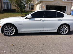 2011 BMW 5-Series 535i Sedan