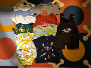 Lot of 3mth clothing - 11 items