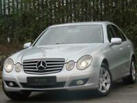2007 Mercedes-Benz E Class 2.1 E220 CDI Executive (Executive) 4dr Saloon Diesel