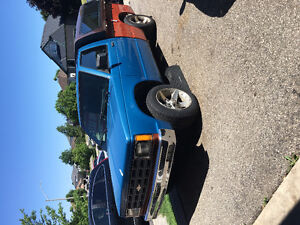 1988 Chevy s10 reg cab short box