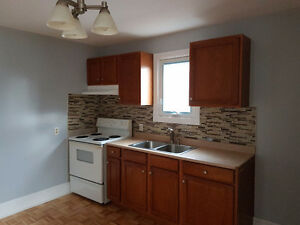 Fully renovated 1 bedroom upper unit available March 1st