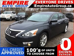 2014 NISSAN ALTIMA BACK-UP CAMERA *HEATED SEATS-DRIVER AND PASSE