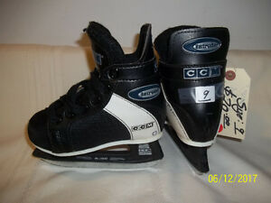 Youth Size 9 Skates (Four Pairs)