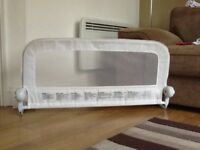 For Sale Summer White bed guard