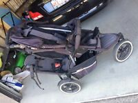 Phil & Ted sport double stroller