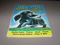 Jack and Jill Magazine Lori Martin National Velvet 1961