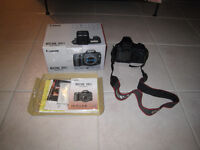 Canon EOS 30D 8.2MP Digital SLR Camera (Body Only) Ex. Condition
