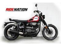 Yamaha XVS, super cool street rod with just 667 miles on the clock