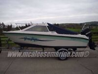 Flipper 535HT Boat @ McAleese Marine