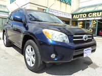 2006 Toyota RAV4 Limited/certified/Excellent condition SUV City of Toronto Toronto (GTA) Preview