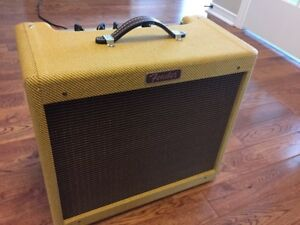 Fender Blues Junior Lacquered Tweed with Jensen Speaker