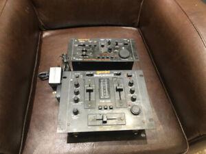 DJ -Gemini MIXER  & SAMPLER - Pdm-1008 Mixer /Sampler  $120obo