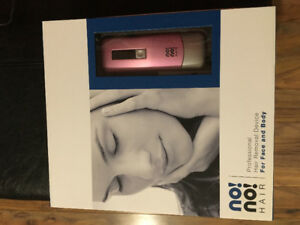 NoNo Hair Removal System NEW in package $180