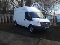 2013 Ford Transit 2.2 TDCi Manual Diesel LWB HI-TOP Van in White