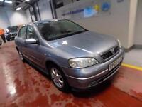 Vauxhall/Opel Astra 1.4i 16v 2003MY LS