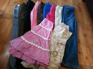 Girls size 10 pant lot