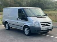 2011 61 FORD TRANSIT T260 TDCI 115PS LIMITED * 6 SEAT CREW VAN * AIR CON * DIESE