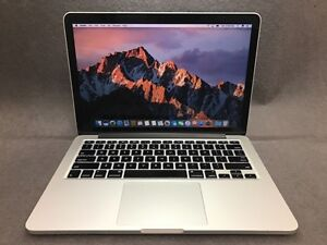 "MacBook Pro 13.3"" Retina display *16gb ram/250gb ssd"