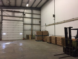 Warehousing/Distribution available