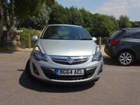 Vauxhall Corsa EXCITE AC (silver) 2014