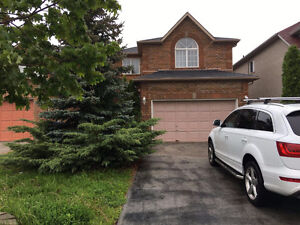 Best Location!  5Bedrooms Detached House with Finished Basement!