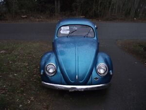 sweet! 57 oval vw