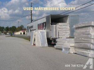 ALL SIZE AND BRANS USED MATTRESSES MORE THE 1000 MATTRESSES BIG