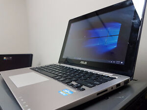 "Asus 12"" Touch Slim laptop 4GB RAM 320GB HDD 8th Street"