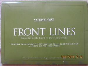 FRONT LINES – NATIONAL POST
