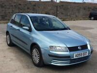 2006 Fiat Stilo 1.4 16v 5dr Active***MOT EXPIRES JAN/2018 + BARGAIN***