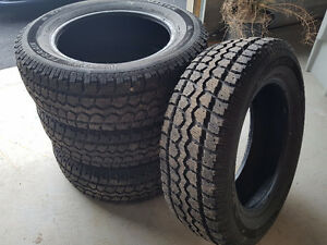 235 65 R18 MotoMaster Total Terrain Winter Tires