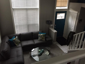 Mckenzie Towne Master Bedroom suite included monthly cleaning!