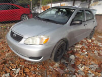 2005 TOYOTA COROLLA - MINT CONDITION PARTS!