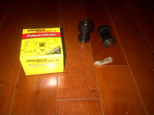 Fairlane control arm bushings and tie rod dust boot