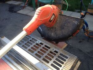 Coupe bordure électrique à fil