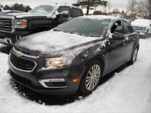 2016 Chevrolet Cruze Limited ECO COMING SOON TO CARONE KINGSTON!