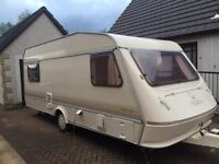 Eldis 17 -18 foot 6 berth