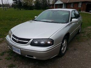 2005 Chevrolet Impala Sedan