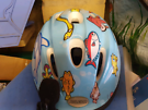 Kids rayleigh bike hat small