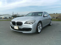 2011 BMW 7-Series 750i xDrive Sedan